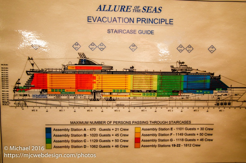 Muster Station Harmony Cruise Critic Message Board Forums